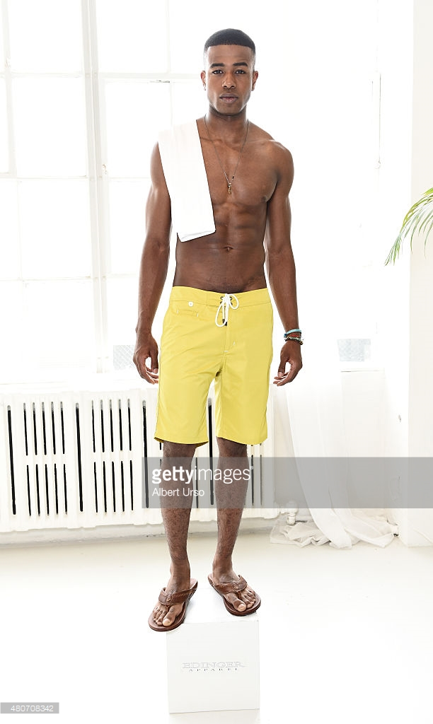 Erik Nelson Men's RTW Spring 2016; Image via Gettyimages.com