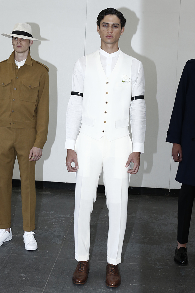 Kenneth Ning Men's RTW Spring 2016
