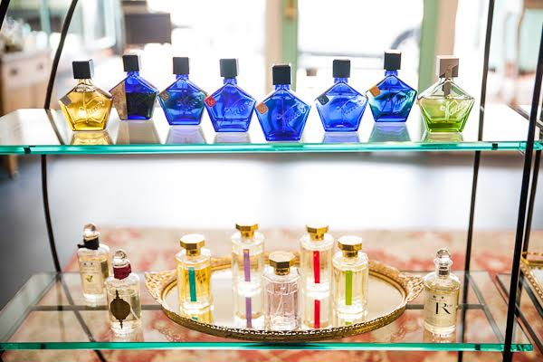 Inside of Tigerlily Store; Image Courtesy of Tigerlily Perfumery