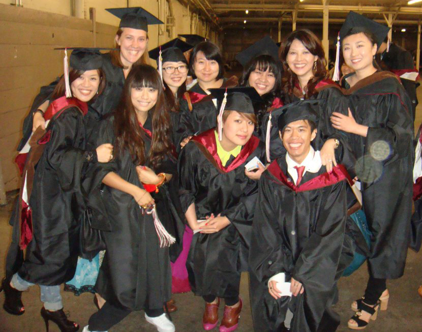 2012 graduation ceremony