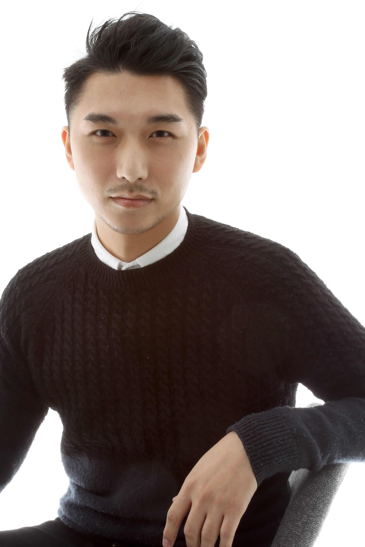 Max Lu; Photo by Bob Toy