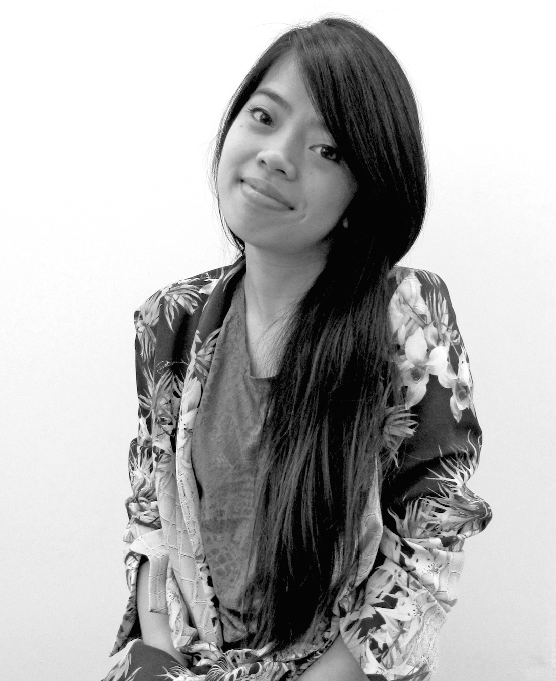 Academy of Art University B.F.A. womenswear student, Karen Dang