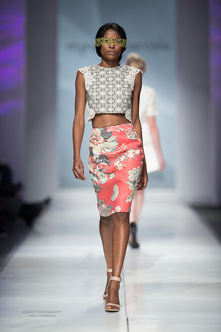 Collection by Myriam Marcela, Up/NXT 2014 winner. Photo courtesy of FashioNXT
