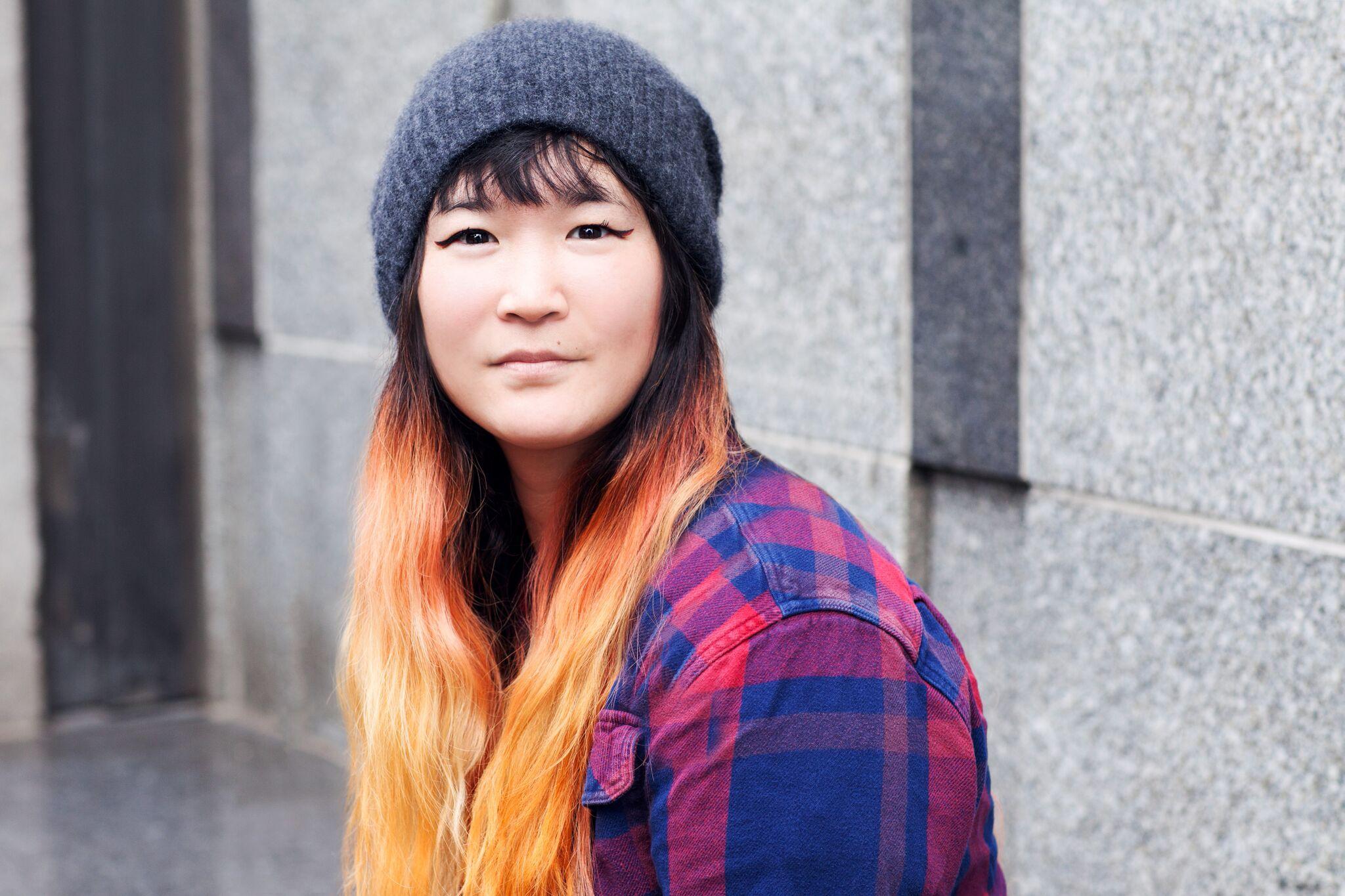 Instructor Kate Nakamura