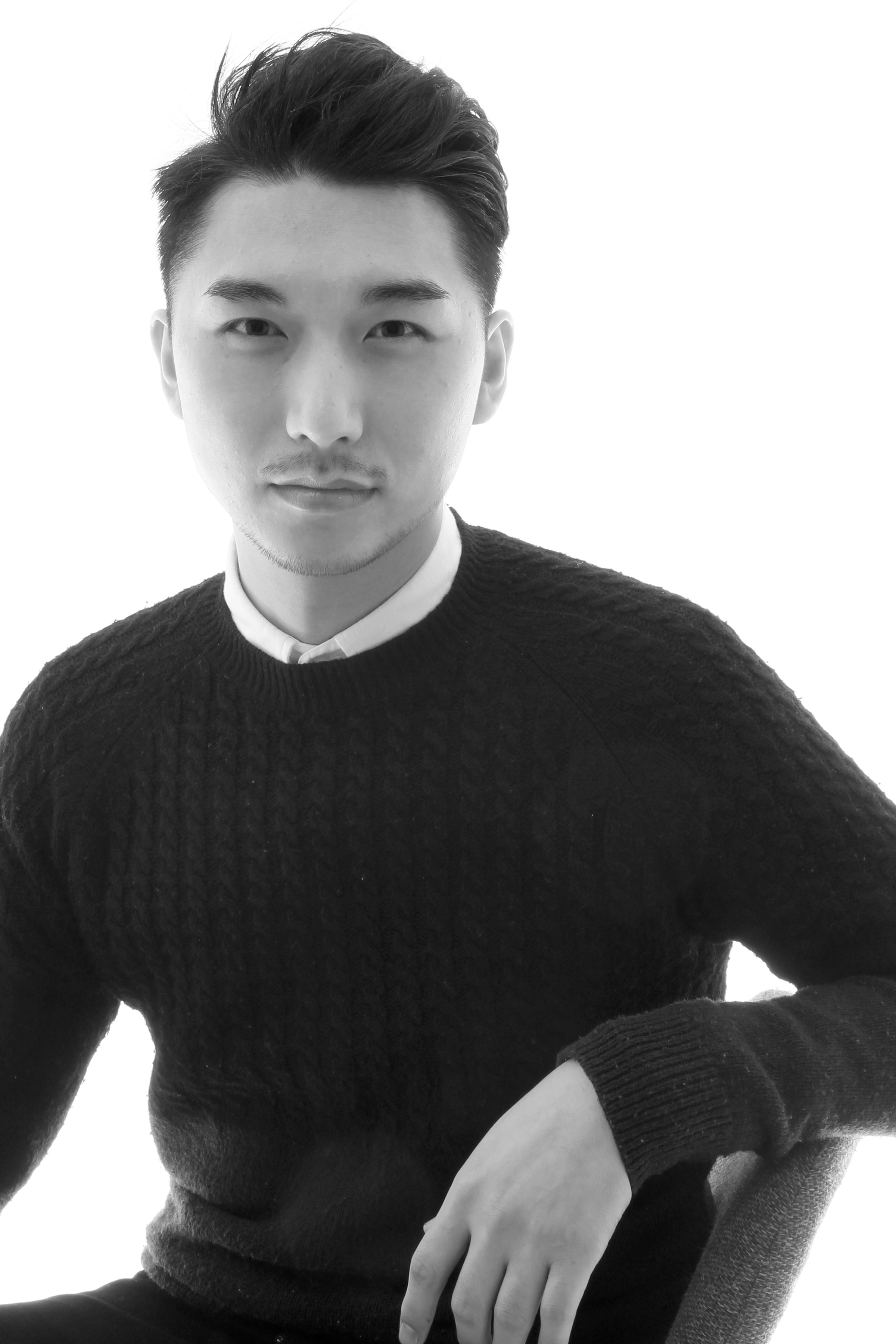Max Lu. Photo courtesy of Bob Toy