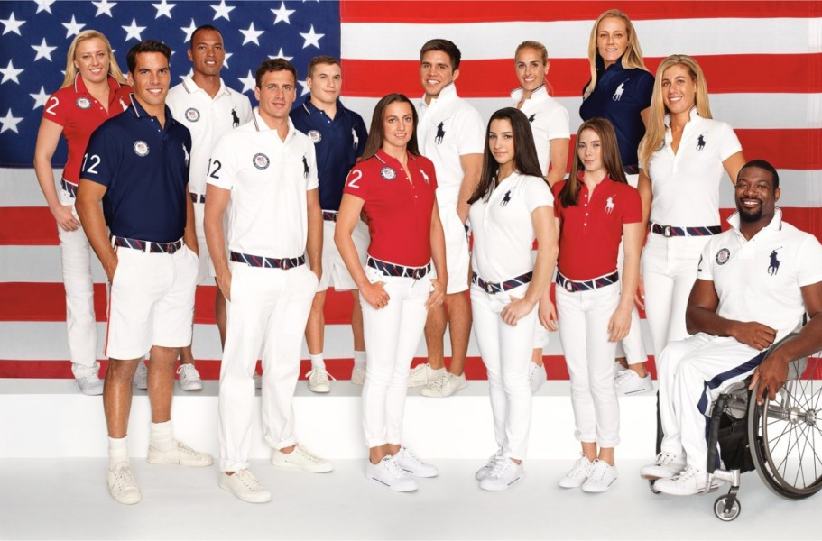 Image: USA Olympic Committee