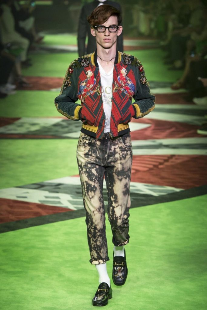 Image courtesy of Gucci.