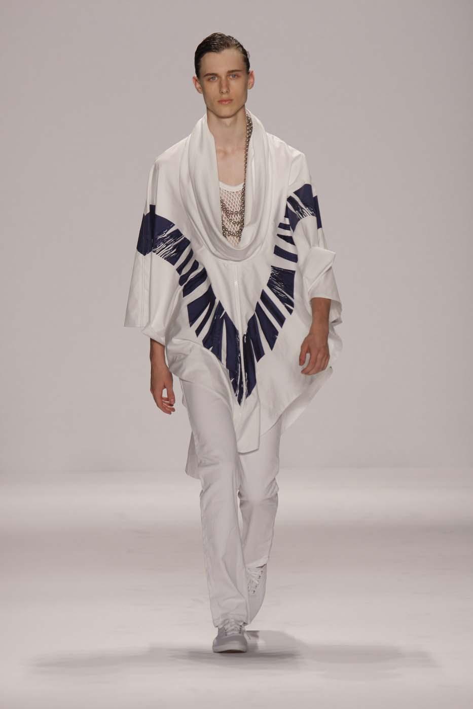 Ryu Designer Clothing | New York Fashion Week September 2008 Jaime Cole Menswear And