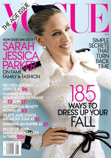 Fashion Magazines Look To Familiar Faces For Cover Models: Vogue The Top Selling Fashion Magazine