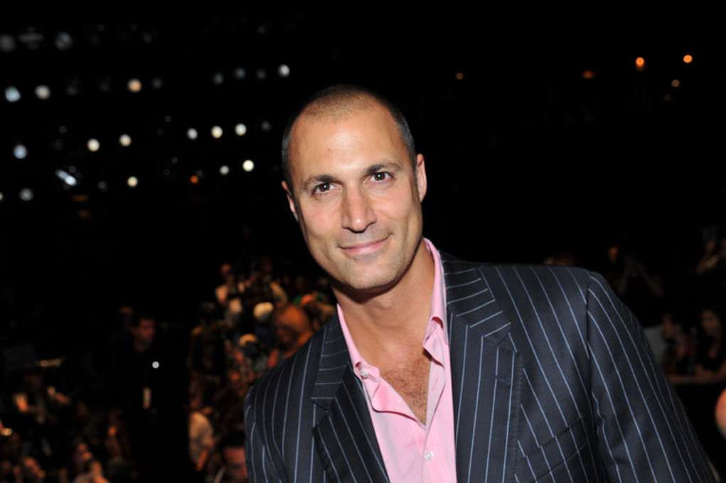 Nigel Barker from American's Next Top Model