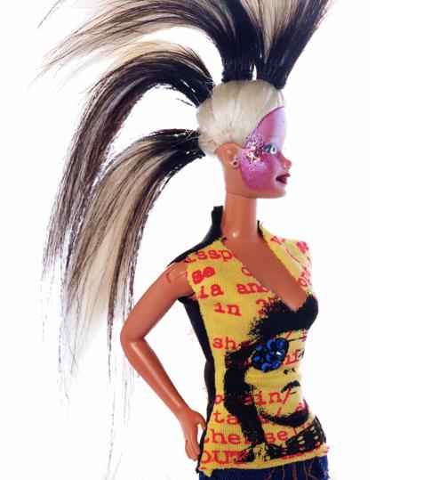 Punk Barbie