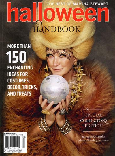 Martha Stewart's Halloween Handbook
