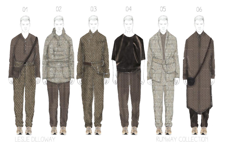 Line In Fashion Design : Academy of art university spring designer dossier
