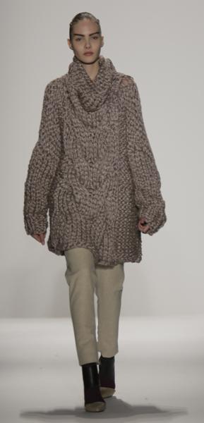 Jasmine Gonzalez Mfa Fashion And Knitwear Design