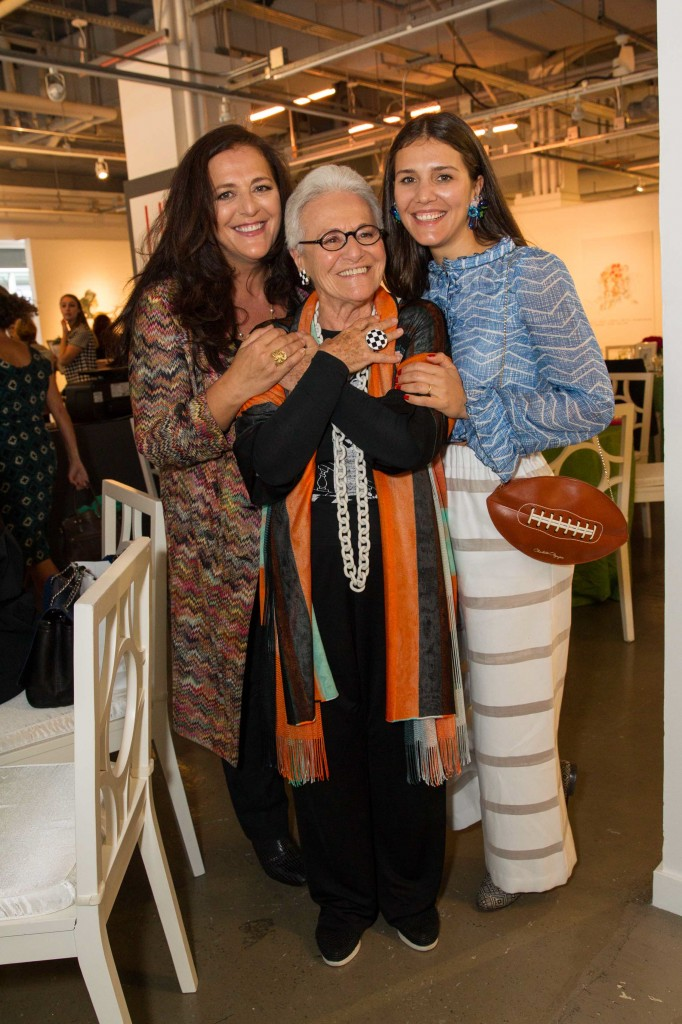 Academy of Art University Luncheon to honor the Missoni family