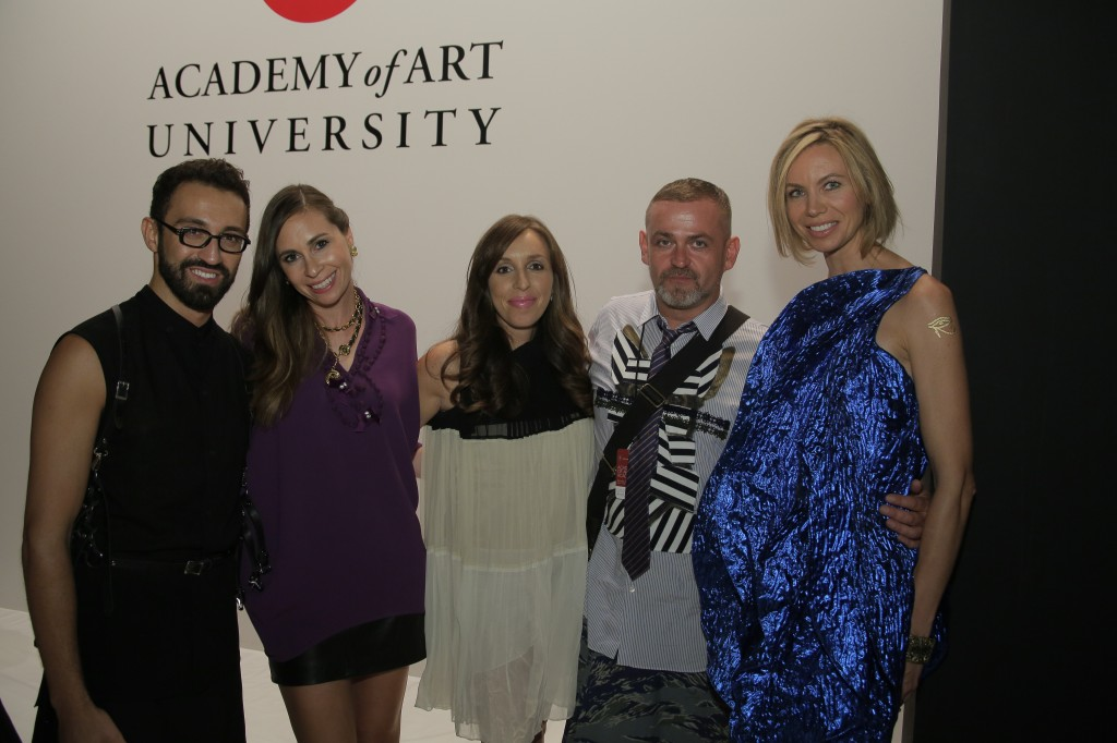 Academy Of Art University Spring 2015 Collections - Front Row