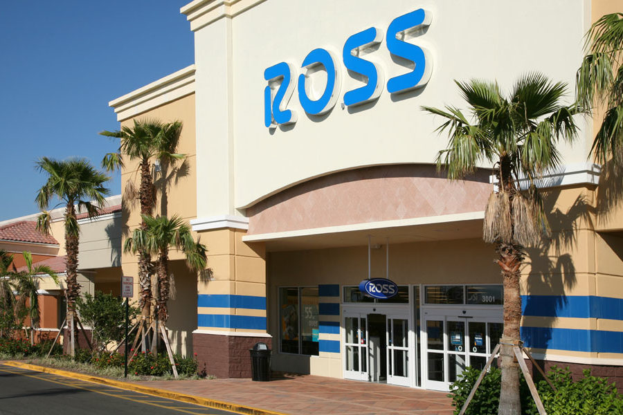 Photo of Ross dress for less retail location