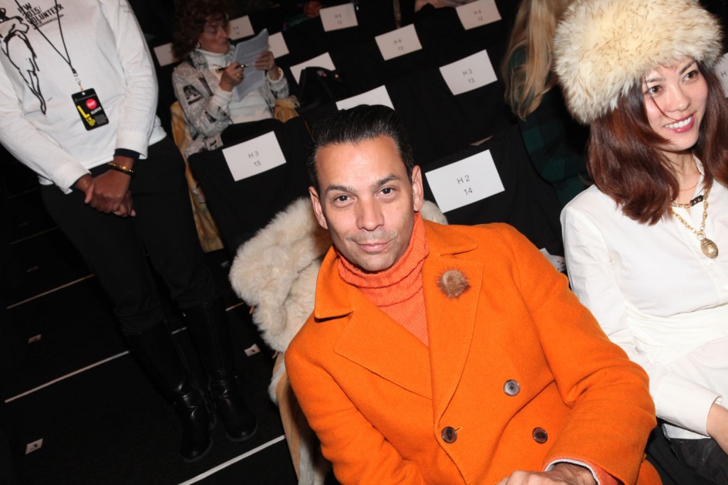 . James Aguiar, National fashion director of Modern Luxury.   Image: David Dooley