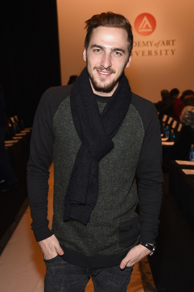 Kendall Schmidt, lead singer of Big Time Rush.   Image: Getty Images