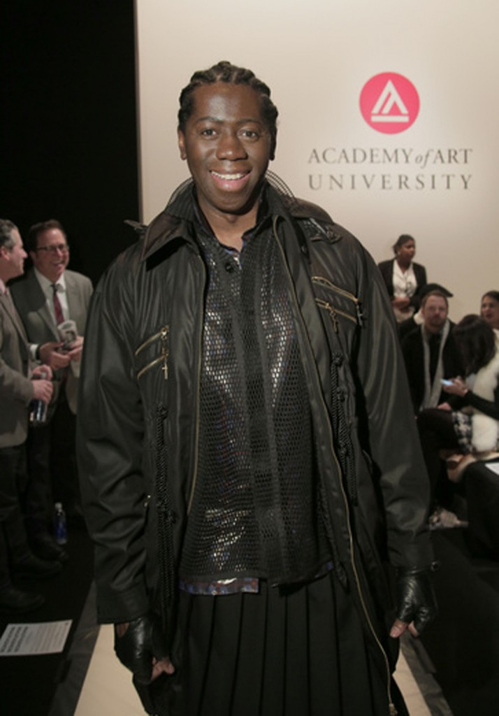 Runway coach and America's Next Top Model personality J. Alexander.   Image: Getty Images