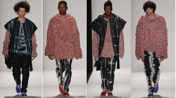 Fall 2015 collection by Xiaowei Liu and Stella Xingyu Hu