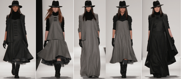Fall 2015 collection by Erin A.F. Milosevich