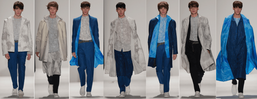 Fall 2015 collection by Kevin C. Smith and Andrea Nyberg