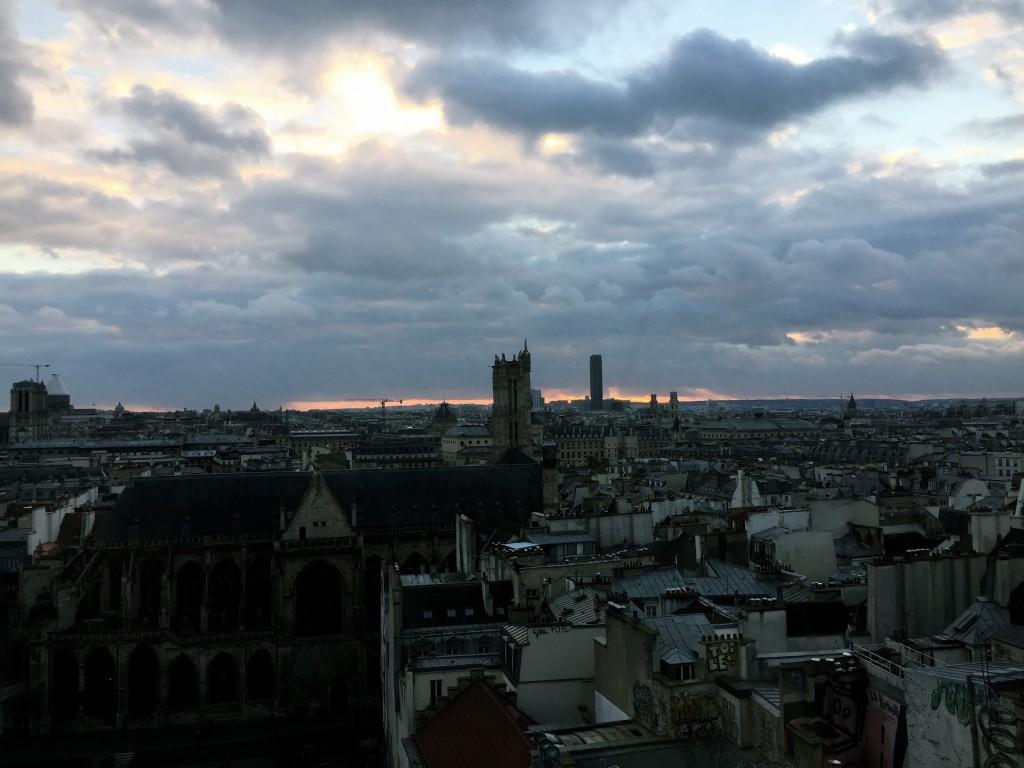 Pictures from Paris. Shot by: Zhangchi Wang