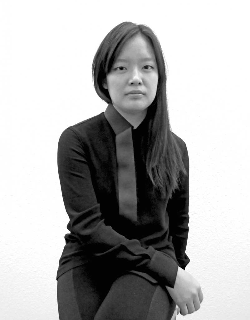 Candy Hsinyu Chu, photo by Rob Curry.