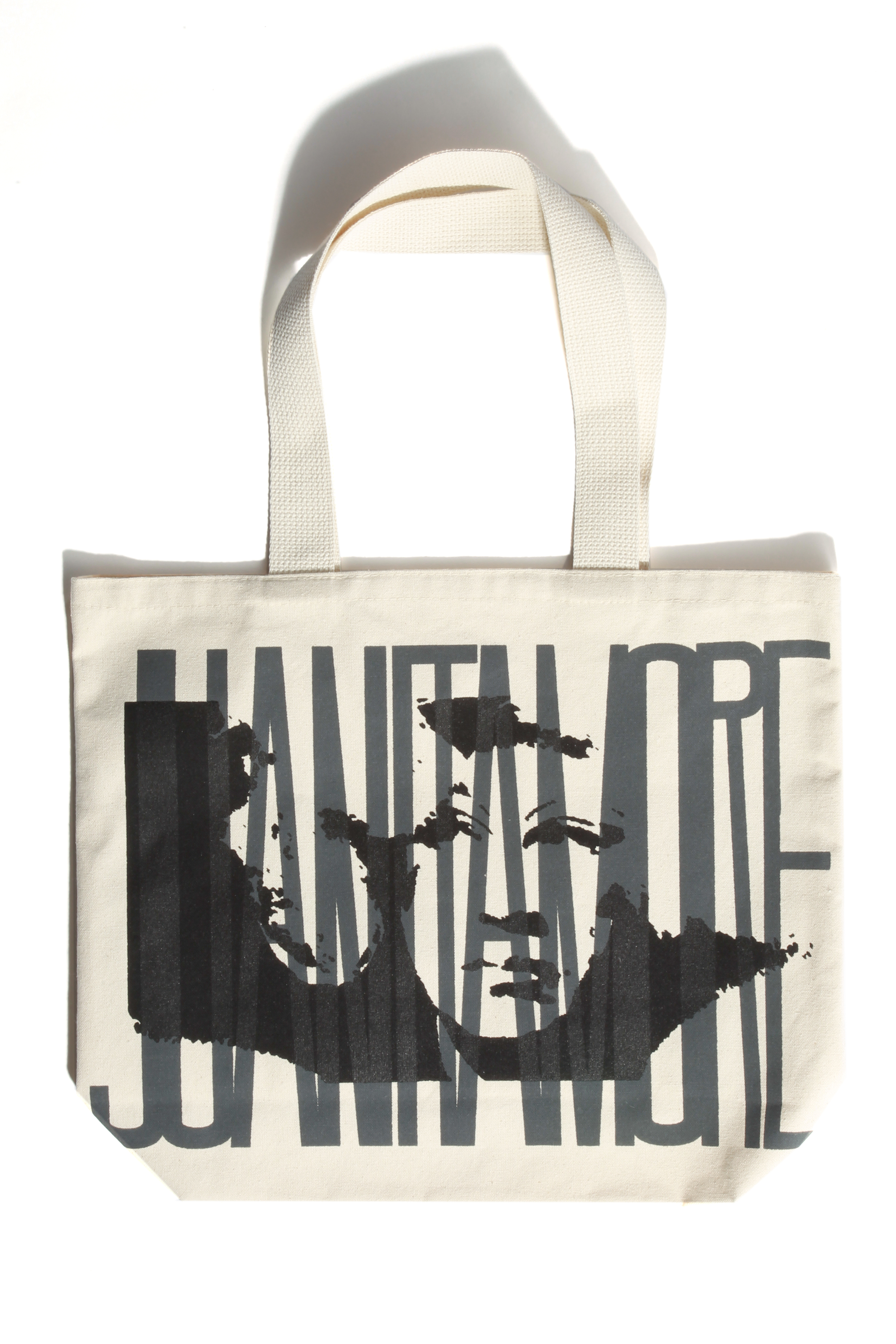 A tote designed by Jiawei Tang.