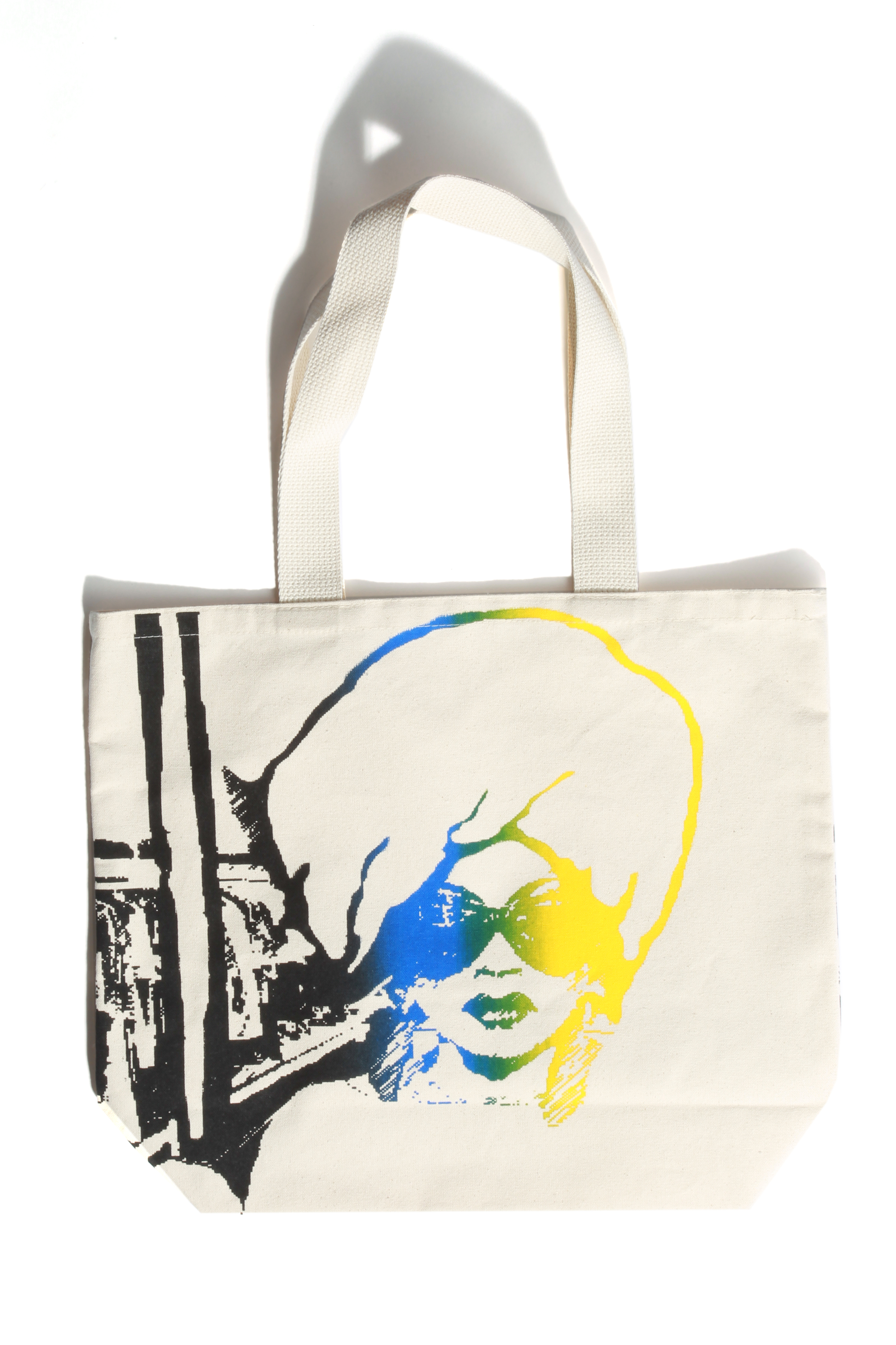 A tote designed by Yun Ling Tham.