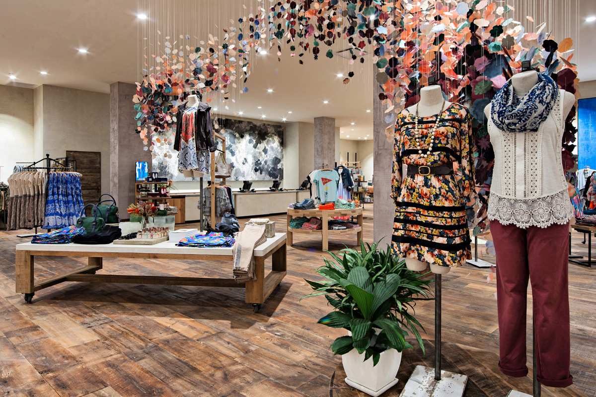 Style tips from elena fong academyufashion blog - Interior design for retail stores ...