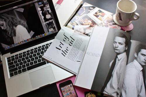 Fashion Journalism Portfolio - London College of Fashion - UAL