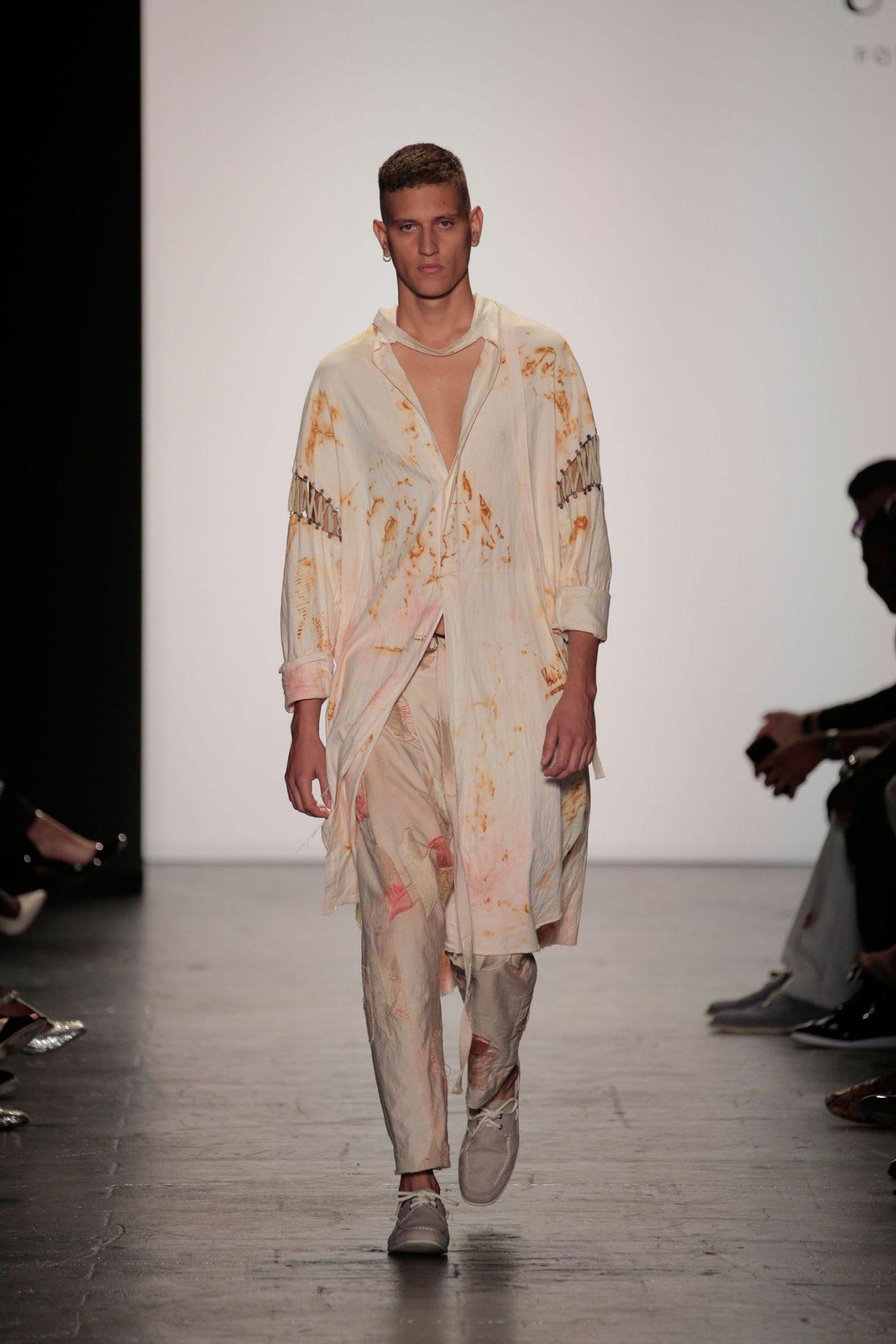 Project Runway Designer Clothes | In Nyc With Designer Brandon Kee Academyufashion Blog
