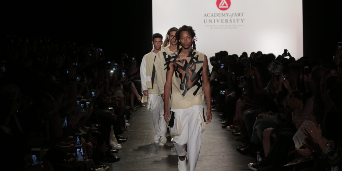 Academy of Art University Presents Spring Summer 2017 Collections During  20th Showing at New York Fashion Week 43b235544