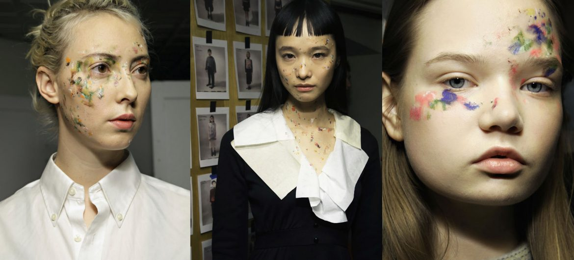 Beauty Trends From New York & London Fashion Runways - Fashion ...
