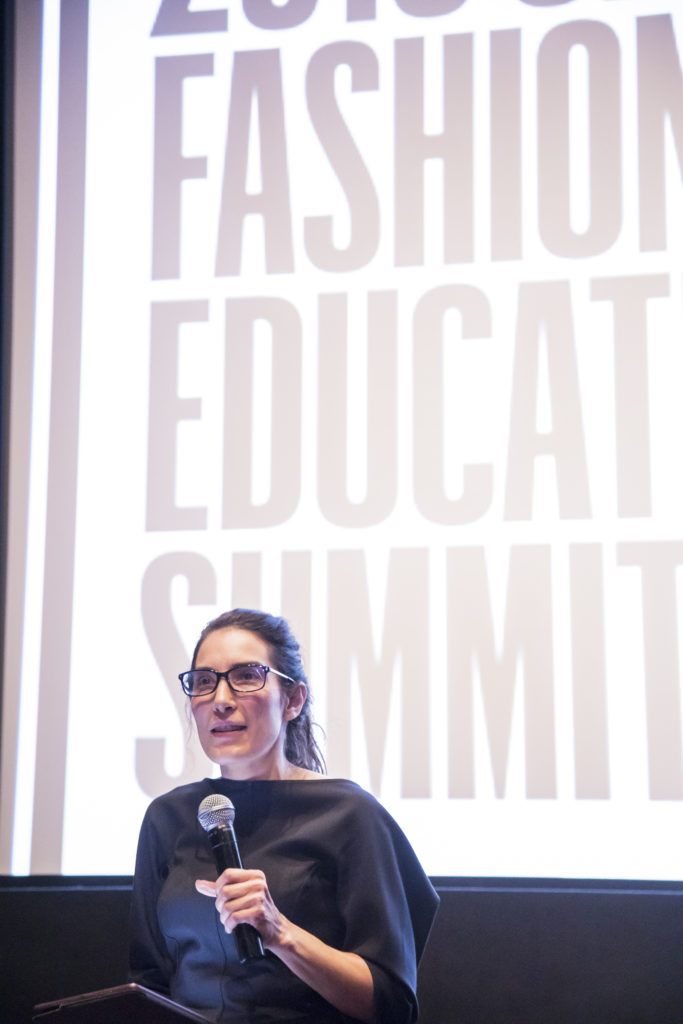 Academy Educators Discuss Sustainability at CFDA Fashion Education Summit in NYC