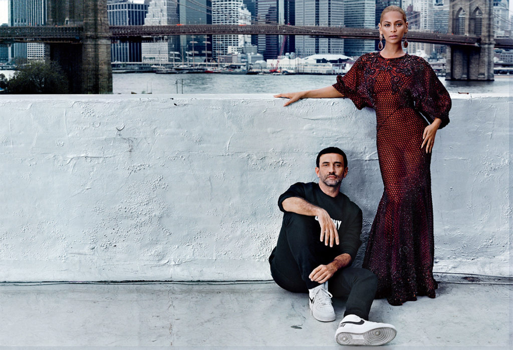 5 Reasons Why Riccardo Tisci Is The Right Choice for Burberry