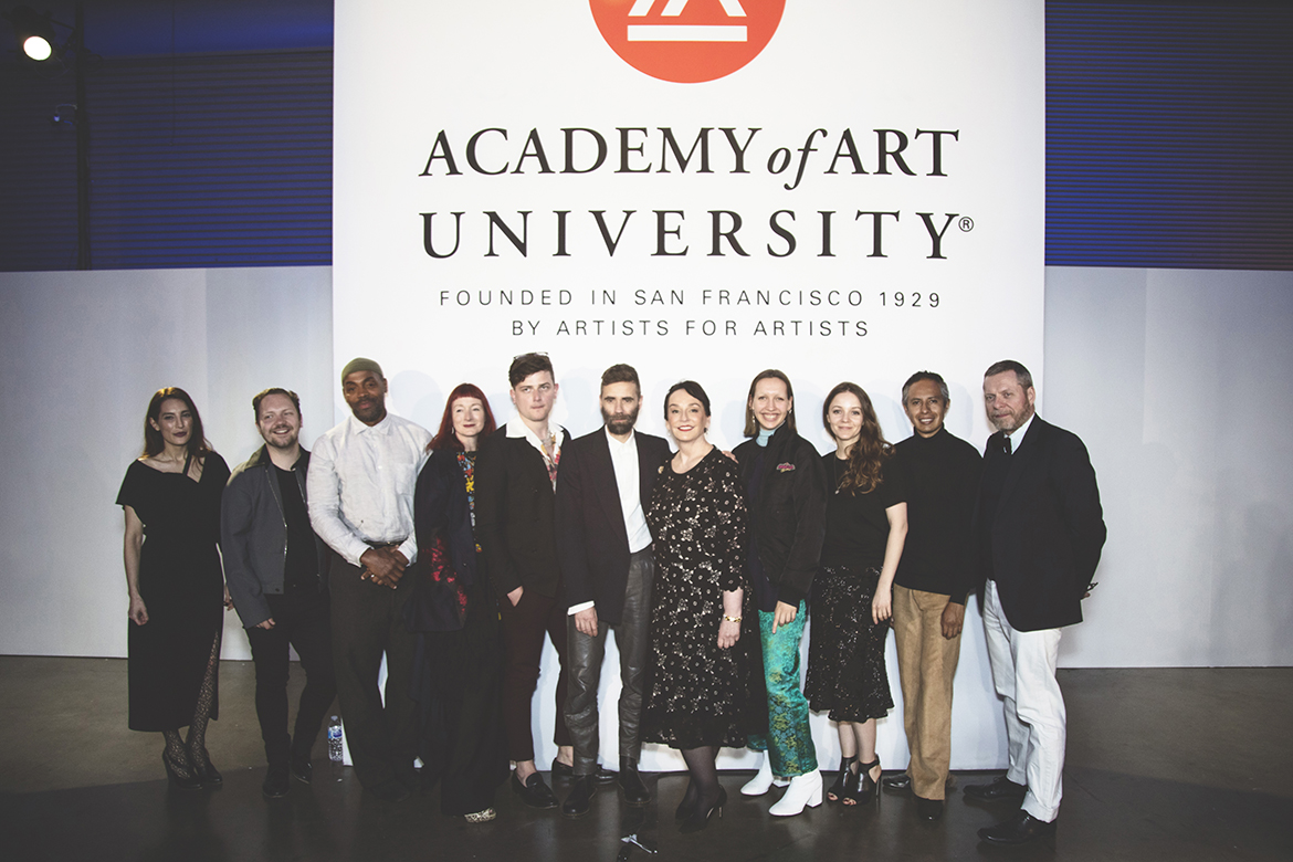 2018 Graduation Fashion Show And Awards Ceremony Post Show Press Release Fashion School Daily