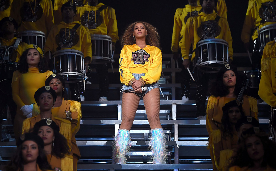 Beyoncé's Coachella Outfits were More Than Pretty Costumes