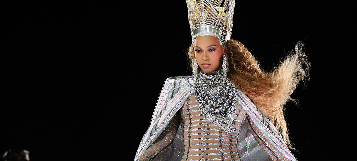 Historically Black Colleges And Universities >> Beyoncé's Coachella Outfits were More Than Pretty Costumes ...