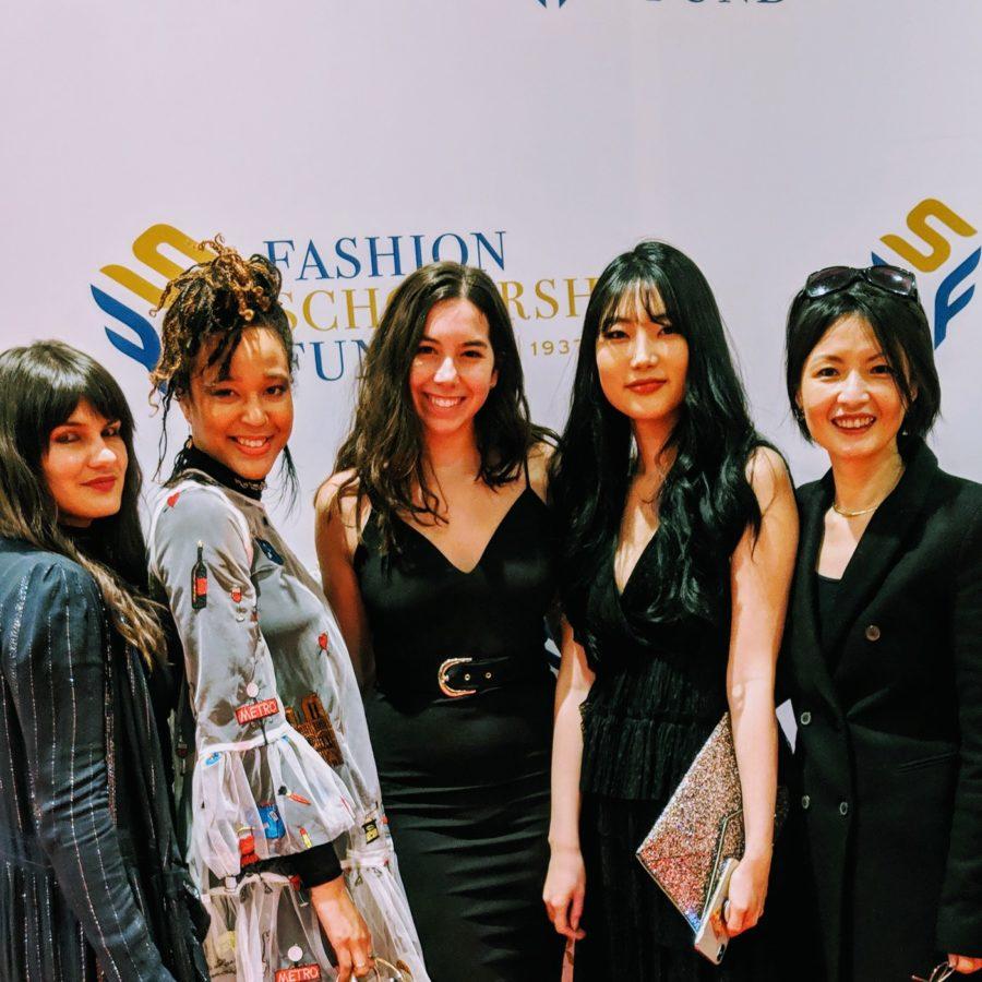 YMA FSF 2019 Academy U Fashion winners and Jinah Oh