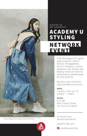 Academy U Styling Network Event