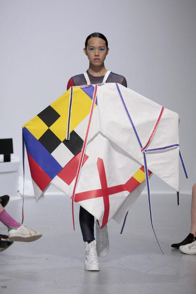 Xuan Wang paper plane