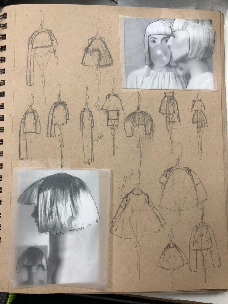 T Camarillo sketch