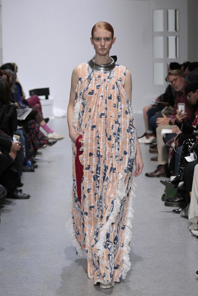 Claudia Tan, BFA Fashion Design