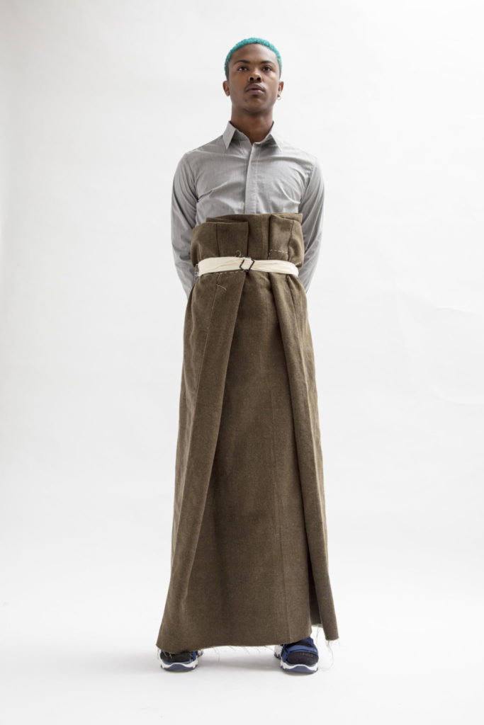 Chelsea Grays, MFA Fashion Design