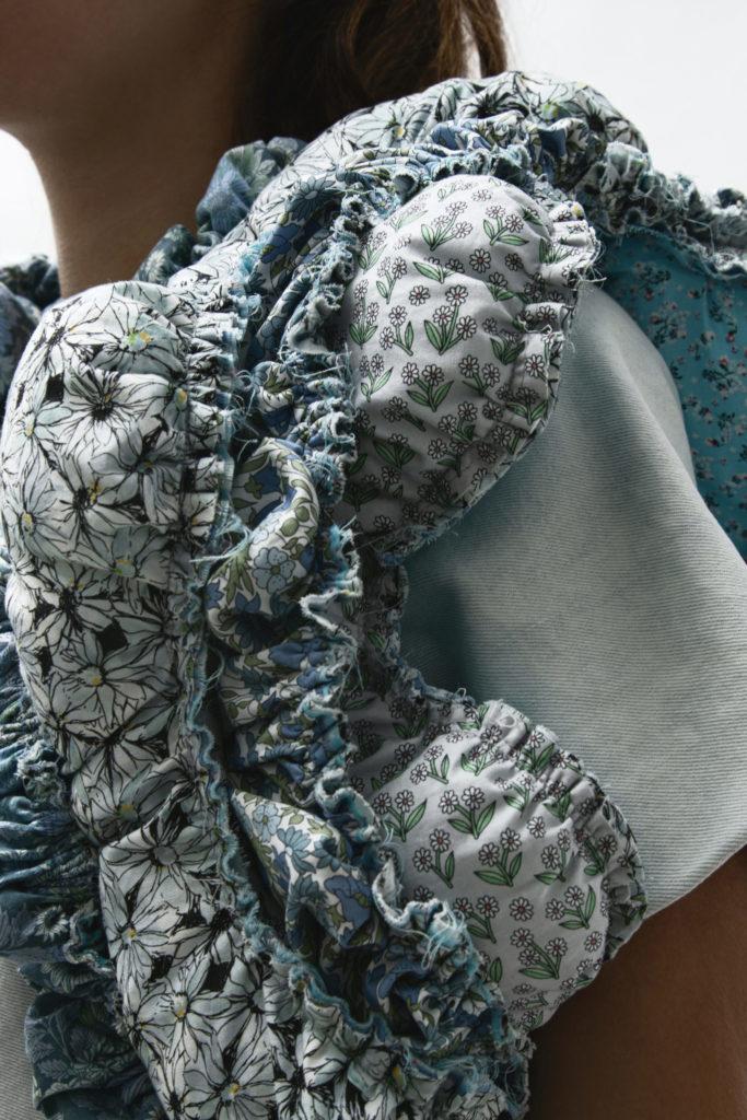Design by Abby Yang, MFA Fashion Design. Photography by Danielle Rueda