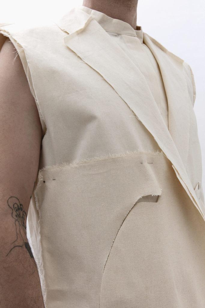 Design by Christopher Cabalona, BFA Fashion Design. Photography by Danielle Rueda