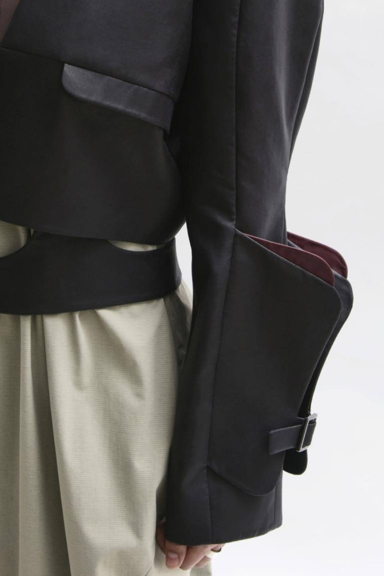 Design by Ying Jin, MFA Fashion Design. Photography by Danielle Rueda